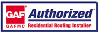 GAF Authorized Residential Roofing Installer